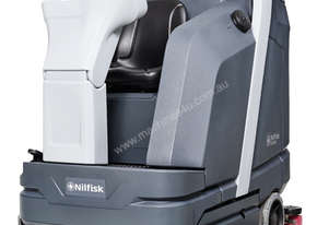 Nilfisk SC6000 ride-on Scrubber/dryer