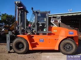 Used Large Forklift Truck