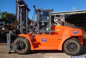 Ep Equipment Used Large Forklift Truck