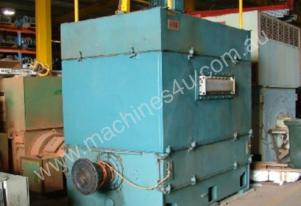 2800 kw 3750 hp 4 pole 11000 v ABB Electric Motor