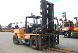 Hire Toyota 4FDK160 16 ton Forklift