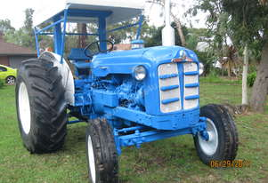 *** PRICE DROP  ***  Vintage Fordson Super Major Tractor - Fully Restored and Operational