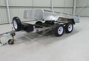 2012 Workmate Tipping Trailer