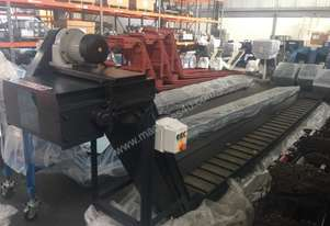 Steel Belt Chain Type Chip Conveyors