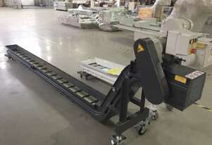 AJAX Steel Belt Chain Type Chip Conveyors
