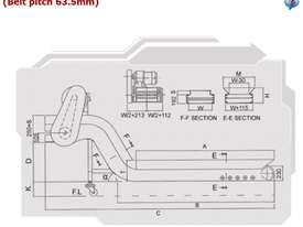 Steel Belt Chain Type Chip Conveyors - picture3' - Click to enlarge
