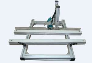 AARON Straight Edge Trimming Machine | SETM-I (Aluminium)