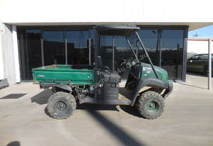 Kawasaki Mule KAF950F Utility Vehicle