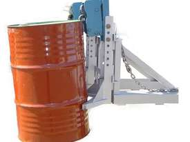 Grab O Matic Single Drum Lifter GOM1 - picture0' - Click to enlarge