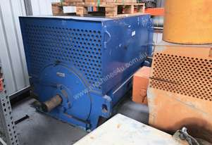 710 kw 950 hp 4 pole 3300 volt AC Electric Motor