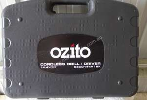 Must sell, going cheap OZITO drill driver 14.4v