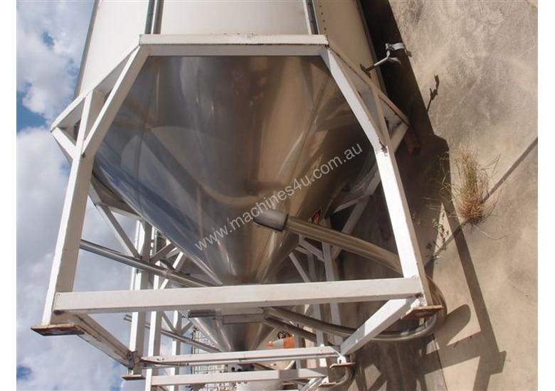 Silo - Mild Steel - Capacity 50 Cubic Mtrs.