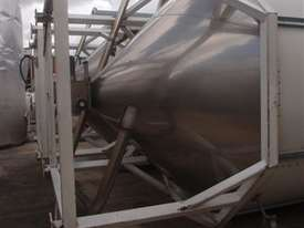 Silo - Mild Steel - Capacity 50 Cubic Mtrs - picture2' - Click to enlarge