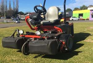 Jacobsen G-Plex III Greens Mower commercial 18hp Briggs and Stratton