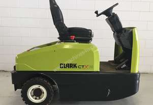 Clark CTX70 Tow Tractor - Electric 3 Wheeler