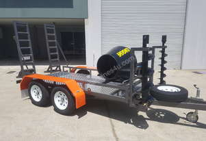 Plant Trailer Suit Mini Loader