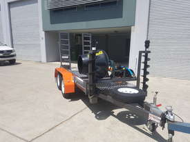 Plant Trailer Suit Mini Loader - picture0' - Click to enlarge