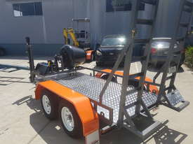 Plant Trailer Suit Mini Loader - picture1' - Click to enlarge