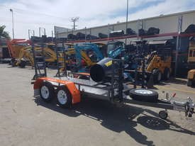 Plant Trailer Suit Mini Loader - picture4' - Click to enlarge
