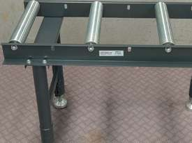 Conveyor Roller Stand Table Band Drop Cold Saw Packaging Convey Material Metal - picture8' - Click to enlarge