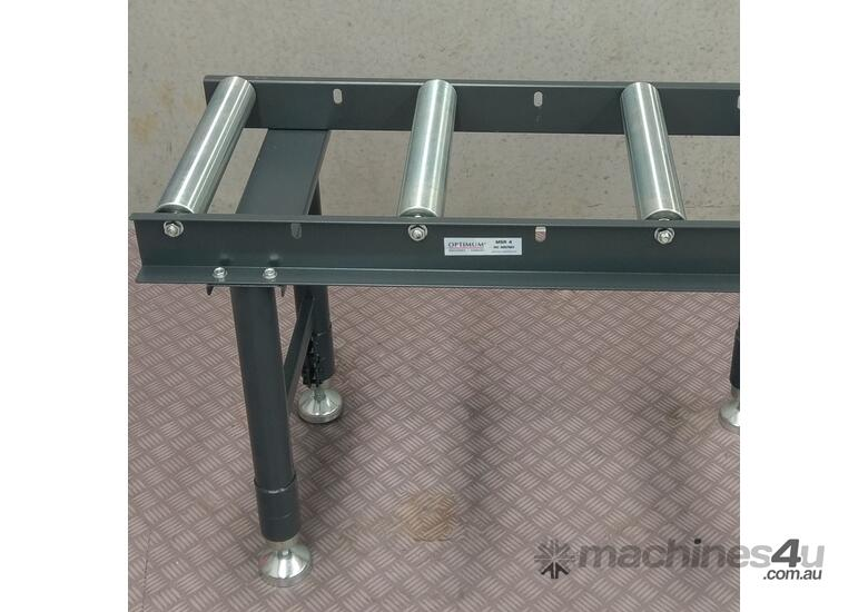 Conveyor Roller Stand Table Band Drop Cold Saw Packaging Convey Material Metal