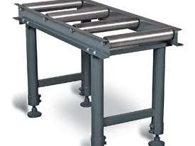 Conveyor Roller Stand Table Band Drop Cold Saw Packaging Convey Material Metal - picture0' - Click to enlarge