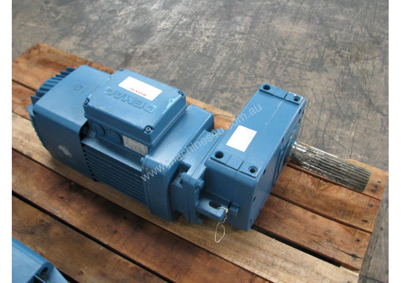 Demag Electric Geared Travel Motor - 0.4kW 415V