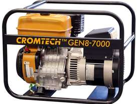 Cromtech Petrol 8.5kVA, powered by Subaru - picture1' - Click to enlarge