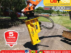 UBT10S Silence Hydraulic Hammer Rock Concrete Breaker ATTUBT - picture0' - Click to enlarge