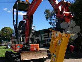 UBT10S Silence Hydraulic Hammer Rock Concrete Breaker ATTUBT - picture3' - Click to enlarge