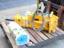 UBT10S Silence Hydraulic Hammer Rock Concrete Breaker ATTUBT - picture4' - Click to enlarge