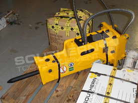 UBT10S Silence Hydraulic Hammer Rock Concrete Breaker ATTUBT - picture5' - Click to enlarge