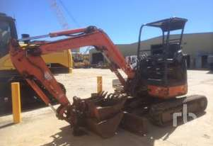 HITACHI ZX35U-2 Mini Excavator (1 - 4.9 Tons)