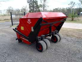 Redexim Turf Tidy 1710 Scarifiers Tillage Equip - picture4' - Click to enlarge