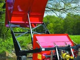 Redexim Turf Tidy 1710 Scarifiers Tillage Equip - picture12' - Click to enlarge