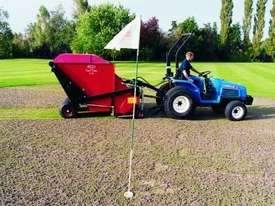 Redexim Turf Tidy 1710 Scarifiers Tillage Equip - picture13' - Click to enlarge
