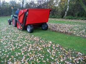 Redexim Turf Tidy 1710 Scarifiers Tillage Equip - picture17' - Click to enlarge
