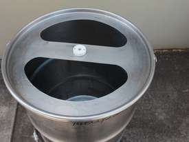 Stainless Steel Mixing Drum - picture7' - Click to enlarge