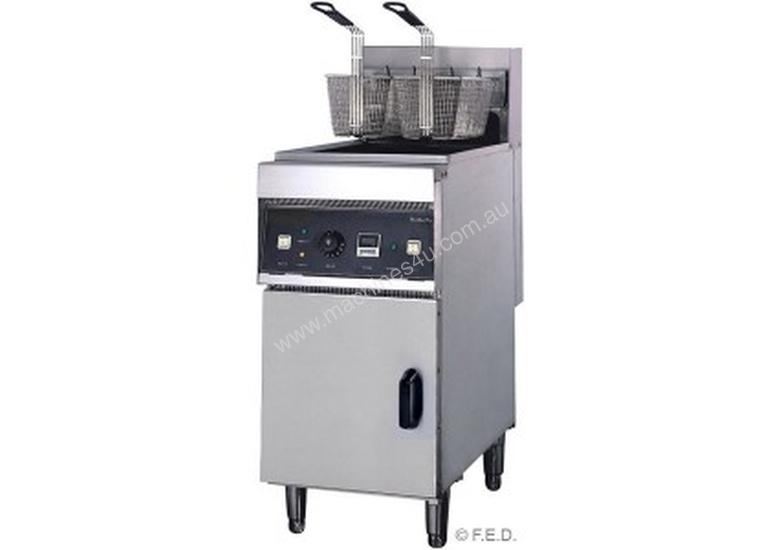 F.E.D Electric Fryer with Cold Zone Single EF-28L
