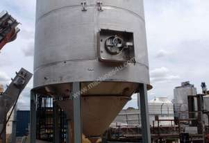 Stainless Steel Jacketed Tank, Capacity: 45,000Lt
