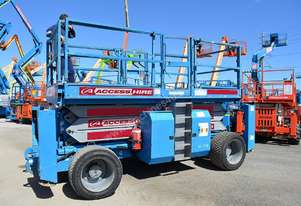 Genie   GS-3384 RT Scissor Lift