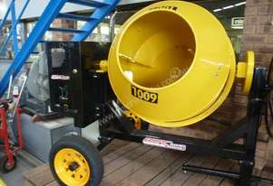 NEW BMAC TOOLS 600LITRE INDUSTRIAL ELECTRIC START CEMENT/CONCRETE DIESEL MIXER, Model BMT600D