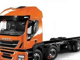 Iveco Stralis 8x4 AD - picture1' - Click to enlarge