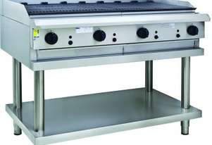 Luus CS-12C 1200mm Chargrill & Shelf Professional Series
