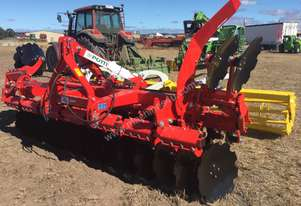 Pottinger Terradisc 4000 Disc Plough Tillage Equip