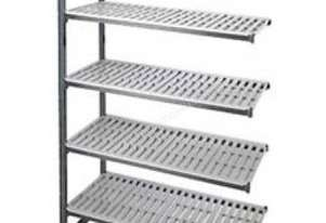 Cambro Camshelving CSA41247 4 Tier Add On Unit