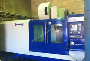 Quantum S Series Vertical machining Centres from 1000mm up to 2750mm in X