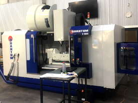 Quantum Vertical Machining Centres from 1000mm up to 4000mm in X - picture1' - Click to enlarge