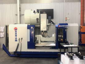 Quantum Vertical Machining Centres from 1000mm up to 4000mm in X - picture0' - Click to enlarge