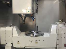 Quantum Vertical Machining Centres from 1000mm up to 4000mm in X - picture3' - Click to enlarge